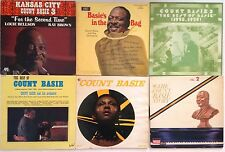 LOT DISQUES 33T SPECIAL COUNT BASIE