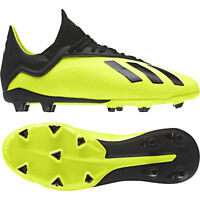 Adidas Kids Shoes Trainers Soccer Cleats Boys Boots Football X 18.3 FG DB2418