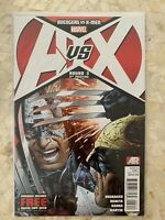 Marvel Comics Avengers Vs. X-Men #3 NM 2012 A vs. X Round 3 2nd Print