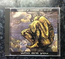 Crazy Little Trees Who Are You CD Single @@LOOK@@