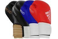 Adidas Boxing Sparring Gloves Hybrid 100 8oz 10oz 12oz 14oz 16oz Black Red Blue