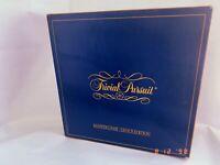 Family Board Game Trivial Pursuit Master Game Genius Edition 1981 Original Game
