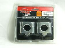 "TUSK UNIVERSAL BIG BAR CLAMP KIT 7/8"" TO 1 1/8"" HANDLEBAR 3/4 RISER-TUSK"