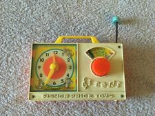 Fisher Price jugando Hickory Dickory Dock De Radio