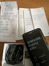 Samsung Galaxy A20e SM-A202F/DS - 32 GB - nero (Dual SIM)