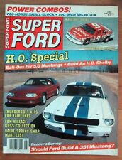 SUPER FORD 1988 JUNE - GT-5 PANTERA, 5.0L HOP-UP, FOYT