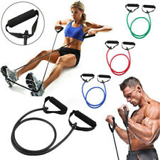 Yoga Pull Rope Elastic Resistance Bands Fitness Exercise Tubes Tensile Expande
