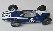 COOPER T54 KIMBERLY Indy 1961 1/24 FPPM unassembled resin model kit Jack Brabham