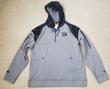 7f1f37abd33 🔥🔥New York Giants Under Armour Combine Hooded Sweatshirt Hoodie Men s XL