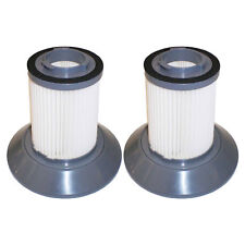 2 Pk Replacement Filters for Bissell Dirt Bin Zing Bagless Vacuum Part #203-1532