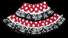 Servane Barrau Girls Magic Town Tuxedo Polka Dot Ruffle Skirt ~ Size 4-5 EEUC ad