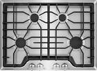 """Frigidaire Gallery Series FGGC3045QS 30"""" Stainless Steel Gas Cooktop photo"""