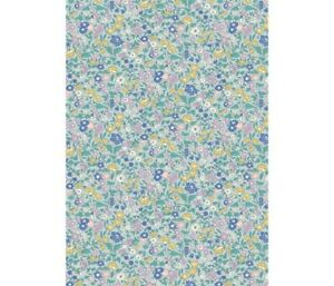 LIBERTY Deco Dance Ava May 921A Fabric100% COTTON CRAFT/QUILTING per 1/4m