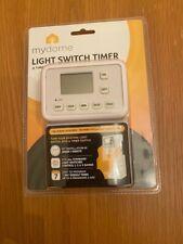 MyDome Light Switch Timer - BNIB