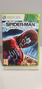 Spider Man Edge Of Time Xbox 360 Fast Post Christmas Birthday Gift