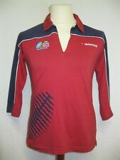 Ancien MAILLOT IRB RUGBY WORLD CUP AUSTRALIA 2003 QANTAS Coupe du Monde Jersey