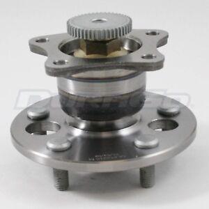 Wheel Bearing and Hub Assembly Rear IAP Dura 295-12310