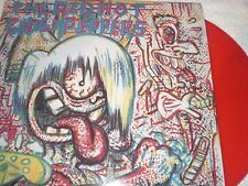 RED HOT CHILI PEPPERS SELF TITLED LP COLORED VINYL