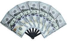 Big Bucks Novelty One Hundred Dollar Bill Personal Hand Fan