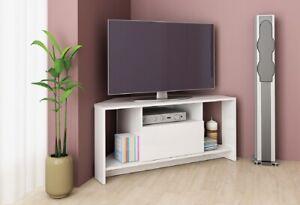 Mobile Porta TV modello ALPHA 60 con ripiani design moderno soggiorno