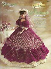 Rachael of Bismark Ladies of Fashion Crochet Gown Pattern for Barbie Dolls NEW