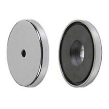 Ceramic Magnet Cup Assembly Magnetic Cup 100 Lb Pull Force 320 281 Hole