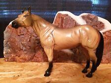Breyer  Buckskin Traditional Black Horse Ranch BHR Resin