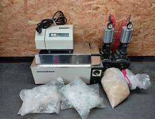 Ivoclar Ivocap System zum Polymerisieren mit Cap Vibrator und Druckaufsätzen