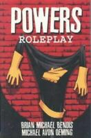 Role Play Paperback Brian Michael Bendis