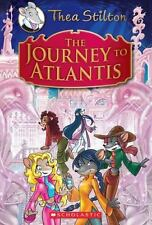 Thea Stilton Special Edition: The Journey to Atlantis: A Geronimo Stilton
