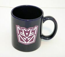 Transformers Decepticon Rugby's Starbase Mug Never Used
