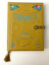 Disney Parks Cinderella Storybook Style Journal Blank Book
