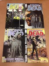 The Walking Dead #70, 2013 FCBD special, Michonne Special #1 and #1 Image Firsts