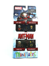 Marvel Minimates Ant-Man Movie Box Set 4 Figures Hope Vandyne Pym Yellowjacket