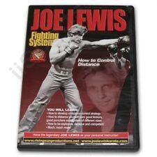 Joe Lewis Karate Fighting Controlling Distance #3 Dvd sparring taekwondo contact