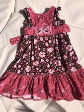 Kleid Mädchen von H&M Gr. 86 passt bei 3-4 Jahre ...fällt deutlich größer aus