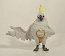 """2011 Nigel the Cockatoo Bird 4"""" McDonald's Action Figure #6 Rio Jermaine Clement"""