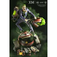 DC Batman Comics The Joker Rebirth Premium Collectibles statue XM STUDIOS 1/6