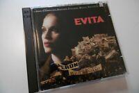 Como Nuevo Evita The Complete Movimiento Picture Music Banda Sonora 2 CD Import