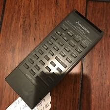 MITSUBISHI M-RV7010 ORIGINAL LASER DISC REMOTE CONTROL HAND UNIT