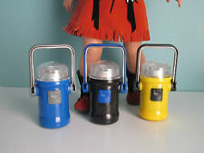 Poseable YELLOW LANTERN / FLASHLIGHT with Handles works for American Girl Dolls