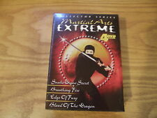 Martial Arts Extreme: Edge of Fury/Breathing Fire/Blood of the Dragon/Snake...