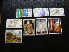 ROYAUME-UNI - timbre yt n° 510 a 513 542 a 545 n* (A9) stamp united kingdom