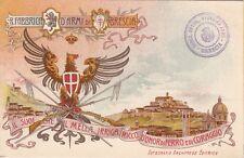 A4679) REGIA FABBRICA D'ARMI DI BRESCIA.