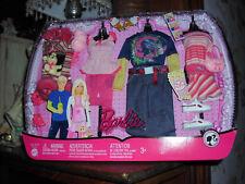 Barbie & Ken Fashionista #N7483 NRFP 2009 Pink Mattel