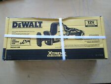 Dewalt DCS312 B 12V XTREME BRUSLESS SUB COMPACT Reciprocating Saw -TOOL ONLY