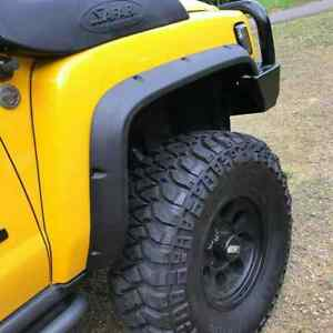 Fenders flares for Hummer H3 +80mm