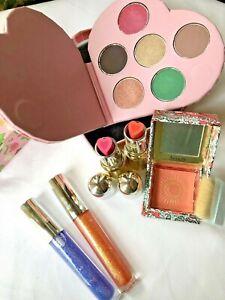Winky Lux + Benefit Bundle 2x Lipsticks 2X Lip-gloss, Blush, Eye Shadow Palette