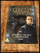 Stargate Atlantis The DVD Collection Issue 66 (DVD Only - No Magazine Supplied)