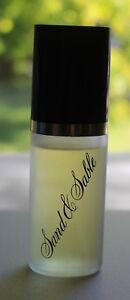 "Vtg Coty ""Sand & Sable"" Cologne Fragrance Spray 3.3 Fl Oz Bottle"